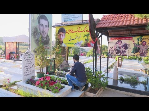 War in Syria: Hezbollah's secret soldiers