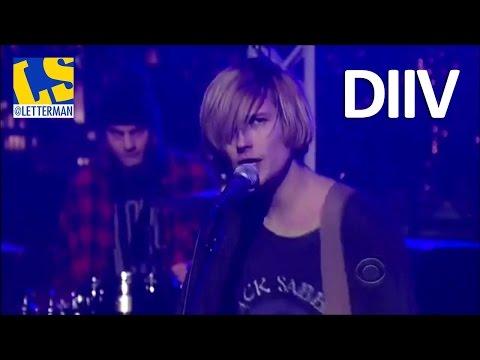 """b1e9d828e88c8 HD] DIIV - """"Doused"""" 12/13/12 David Letterman - YouTube"""