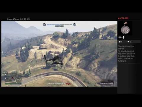 GTA V ONLINE CEO SOLO Session. VIP Work: Headhunter