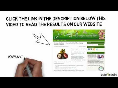Garcinia Cambogia for Weight Loss What You Need to Know