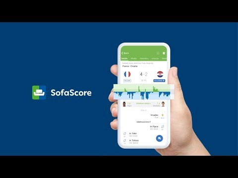 SofaScore - Live Scores, Fixtures & Standings - Apps on Google Play