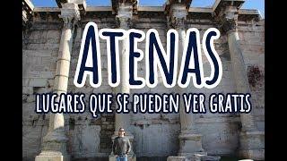 🤩🇬🇷 Atracciones GRATIS qué ver en ATENAS en 1 día 👀