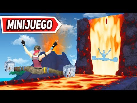 *NUEVO SLIDE PARKOUR VOLCAN APOCALIPTICO* 🔥 FORTNITE PARKOUR