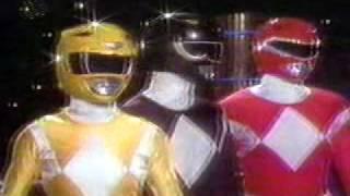 Power Rangers Transferencia de Poder (Español Latino)