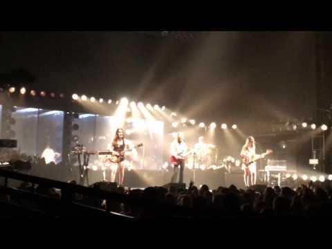 haim - nothing's wrong (new song) 5/28/16 Pittsburgh pa