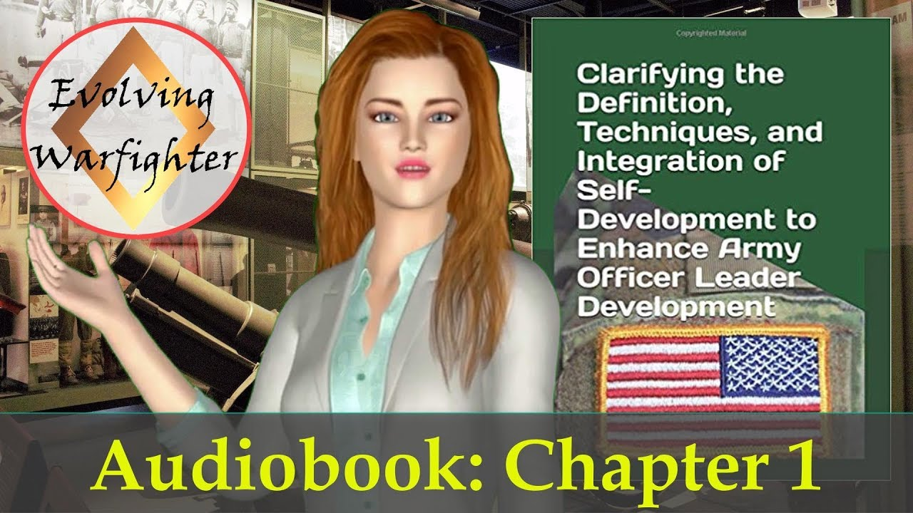 Army Self-Development Dissertation Audiobook: Chapter 1 (Introduction)