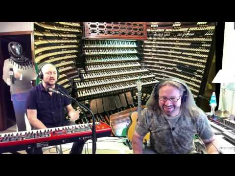 .9 FromOverThere - LIVE Guest -  Arne Wendt - May 24, 2016 Episode #9