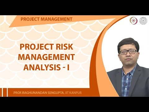 Project Risk Management Analysis I