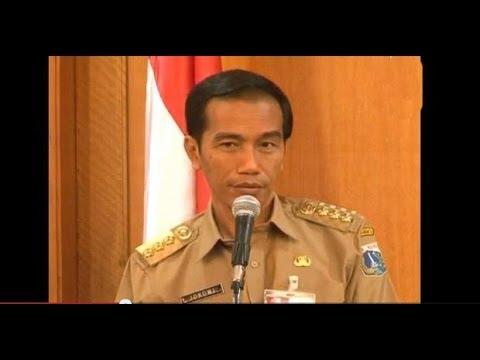 Stand Up Comedy Ala Jokowi - Jokowi Bisa Lucu