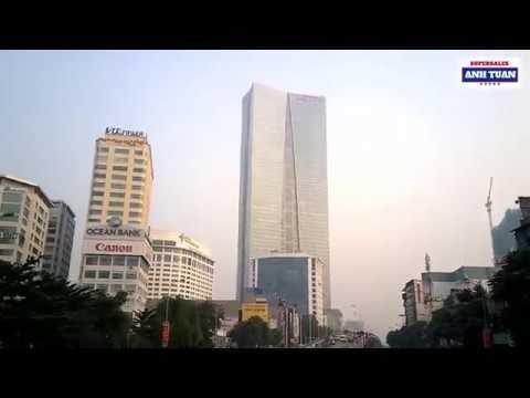 Ngắm Các Tòa Nhà Cao Ốc Dọc Con Đường Dẫn Đến Lotte Center Hà Nội 65 Tầng