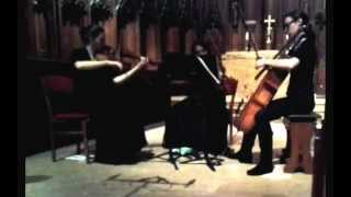 Penderecki String Trio Movement 1