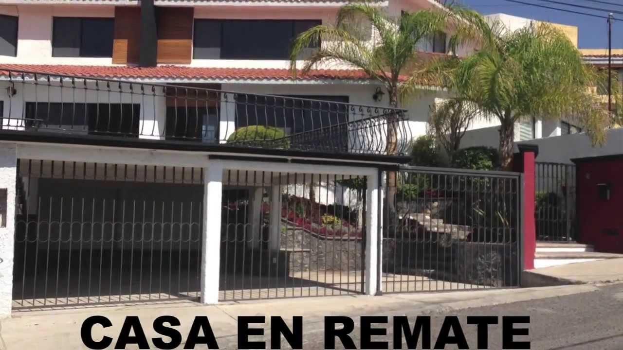 Venta de casa en queretaro de remate youtube for Casa del diseno queretaro