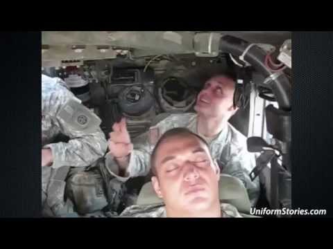 Не спи на посту! Армейские приколы!