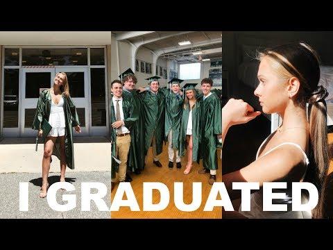 Видео My high school graduation day essay