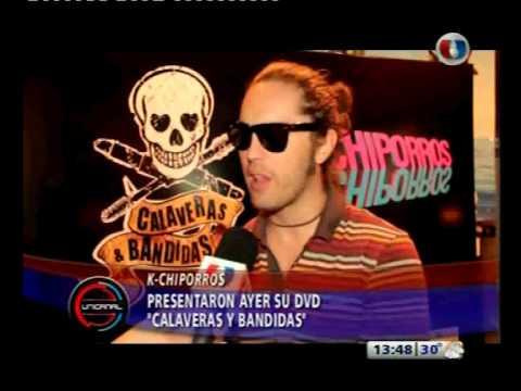 dvd calaveras y bandidas