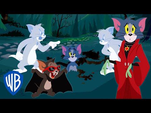 Tom \u0026 Jerry | Trick or Treat! | WB Kids