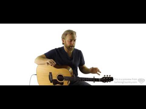 your-man---josh-turner---guitar-lesson-and-tutorial