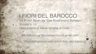 """H.I.F. von Biber: """"Rosary Sonatas"""" Sonata n. 14"""