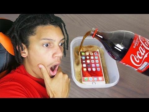 Saviez-Vous Que ..? #55 : IPHONE 7 VS COCA-COLA !!