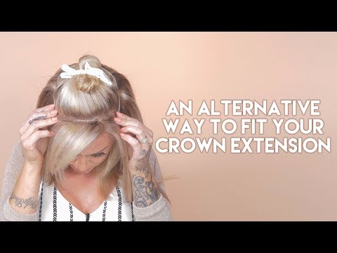 How to: Fit a Crown Extension (Alternative Way) | Hidden Crown