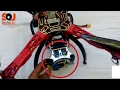 How to install 2-axis Gimbal on F450 Quadcopter