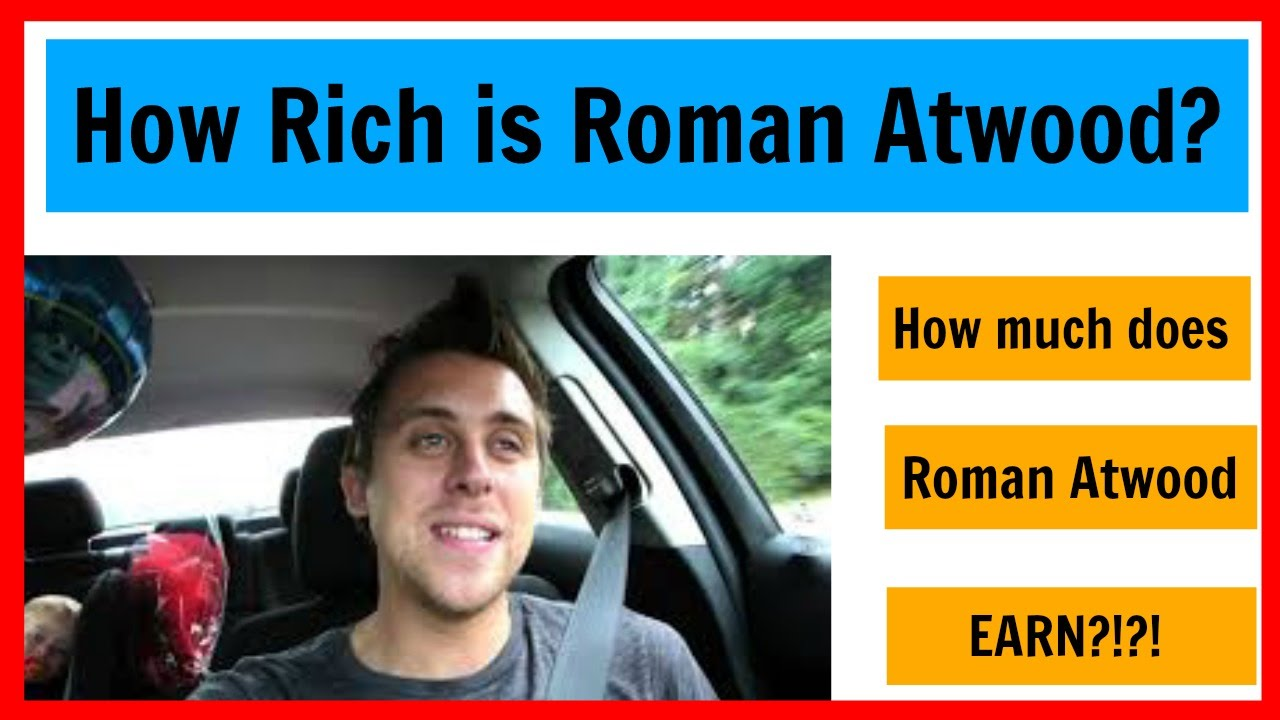 How Is Romanatwood Rich