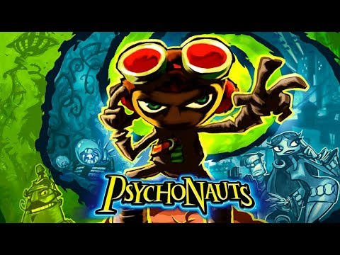 Psychonauts 100% Completion Walkthrough and Platinum Trophy (PS4)