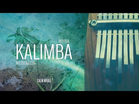 Beautiful Kalimba Meditation 3 HOURS [remastered] Calm Whale