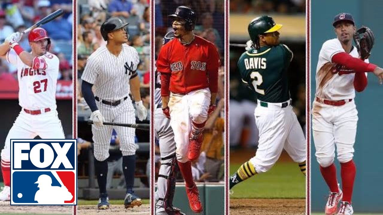 Mark Sweeney's Top 5 AL MVP candidates | MLB on FOX