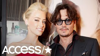 Johnny Depp Addresses Amber Heard's Abuse Allegations: 'It's Just Not Right' | Access