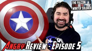 The Falcon and The Winter Soldier Episode 5 - Angry Review