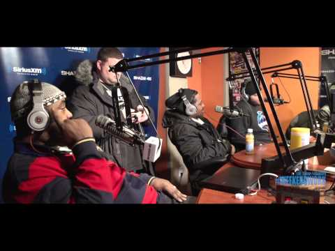 SEAN PRICE, RIM DA VILLIN & APOLLO THE GREAT ON #WEEKENDWORK