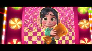 RIHANNA | Shut Up and Drive | Wreck-It Ralph OFFICIAL VIDEO (2013) (1080p)