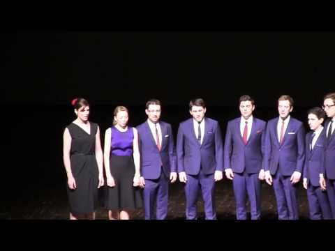 VOCES8 Japan Tour Day 11 - Once in Royal David's City