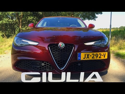 Alfa Romeo Giulia Review POV Test Drive