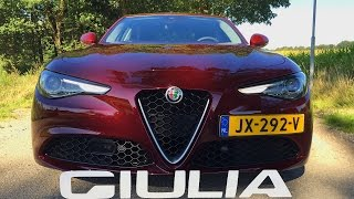 Alfa Romeo Giulia Review POV Test Drive