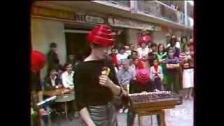 DEVO on french TV -  june 1980 - Girl U Want -