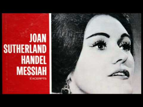 Handel / Sutherland / Bumbry, 1962: Excerpts From Messiah - Sir Adrian Boult, LSO