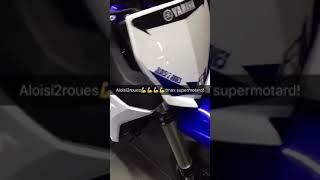 Tmax super motard Aloisi2roues