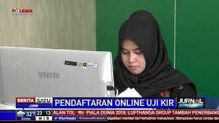 Pendaftaran Online Uji Kir
