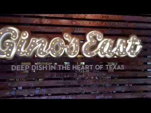 Gino's East first Dallas location