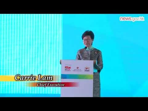 CE promotes HK in Jakarta (25.4.2018)
