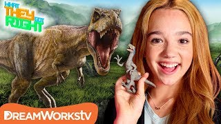 What is the REAL Isla Nublar?! | Jurassic World presents WHAT THEY GOT RIGHT