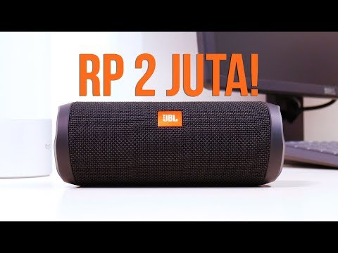 Review JBL Flip 4 - HARGA 2 JUTA AUDIONYA KEK GINI???