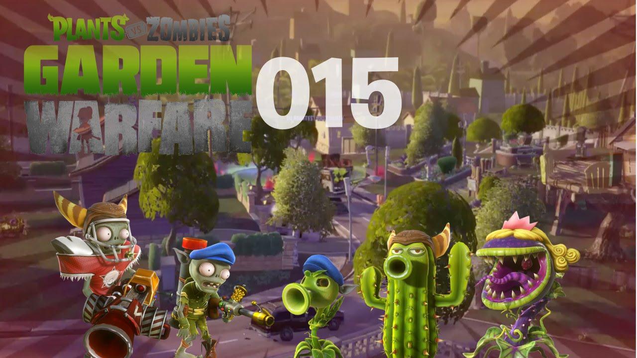 plants vs zombies garden warfare spielen