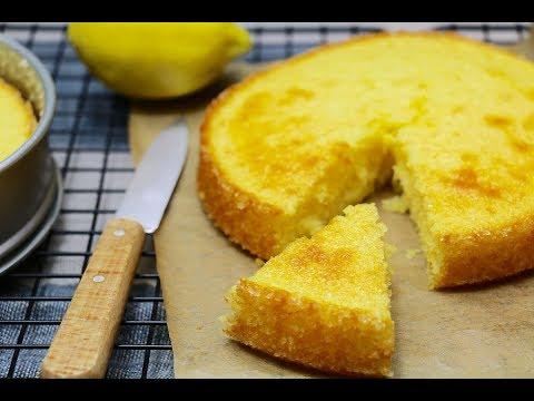 recette-gâteau-moelleux-au-citron---مطبخ-أم-وليد-oum-walid