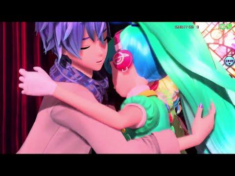 【Project DIVA Arcade FT】Kaito,Hatsune Miku,Len Kagamine【Acute】Cover