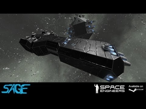 space engineers asteroid ship - photo #30
