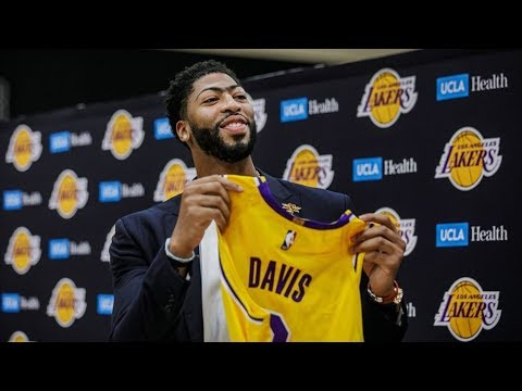 Anthony Davis Wont Commit to Lakers Long Term! 2019-20 NBA Season