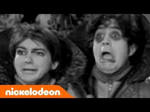 Drake Bell & Josh Peck Spooky Hallo-weird Edit 👻 Halloween | Nick